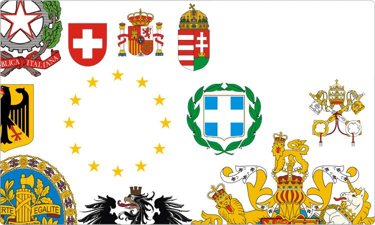 Europe Civic Heraldry