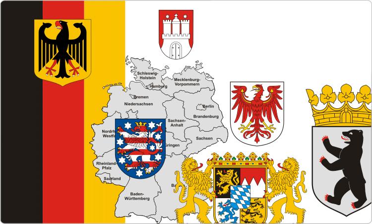 Heraldry of Germany, Austria & Switzerland