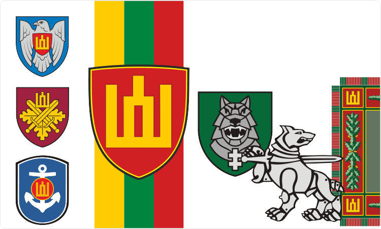 Lithuanian Military Insignia
