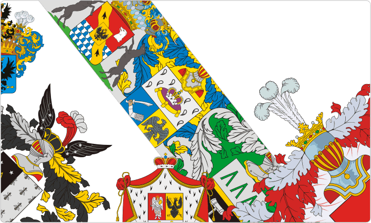 Russian family coats of arms and crests