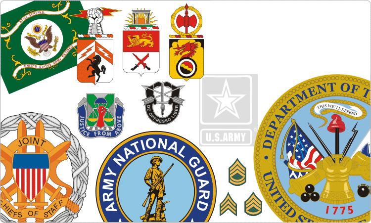 U.S. Army Insignia & Badges