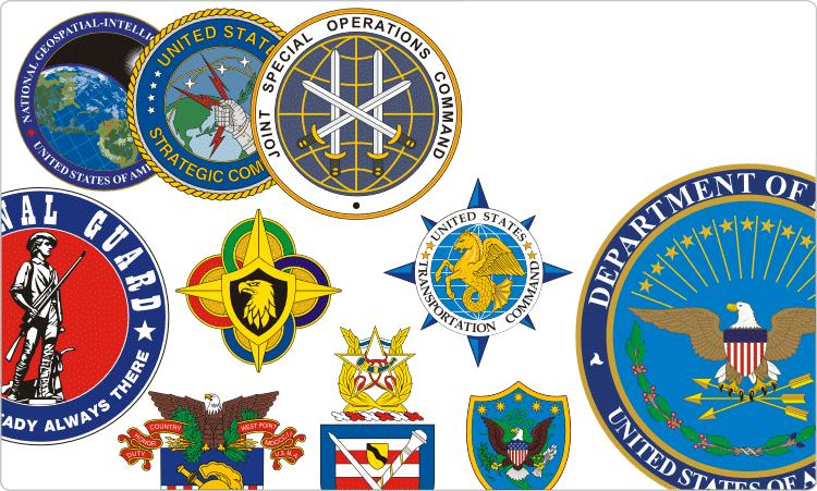U.S. Department of Defense Insignia